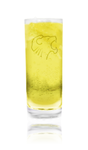 Mojito in a roaring lion highball glass