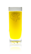 Lion Sunrise cocktail