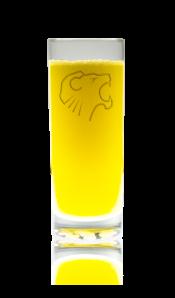 Lion Sunrise cocktail